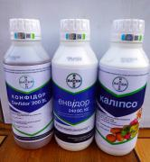 Confidor insecticide for garden and vegetable garden
