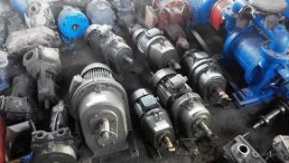 Gear motor (1МЦ2С-100N, 1МЦ2С-63, 1МЦ2С125)