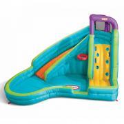 Inflatable Water Park Slide + Castle