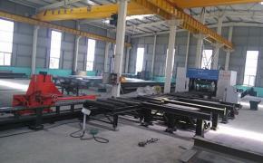 Лінії для виробництва металоконструкцій; пробивши