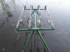 Rod Pod короповий подарунок рибалці (+ відео установки)