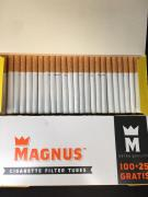 Selling cigarettes. No prepayments