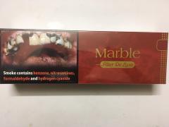 Selling wholesale Marble cigarettes (cardboard)