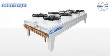 Сухі градирні - охолоджувачі рідин (драйкулери) GUNTNER