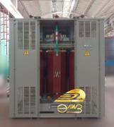 Three-phase dry power transformers TS, TSZ, TSLU up to 16000 k